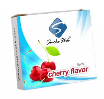 Cherry Flavored Cartomizer Non-Nicotine (5 Pack)