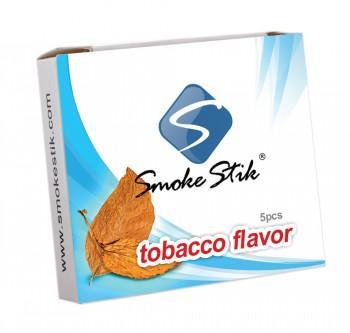 Tobacco Flavored Cartomizer - Black Non Nicotine (5 Pack)