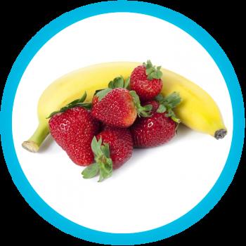 SmokeStik eLiquid Strawberry-Banana