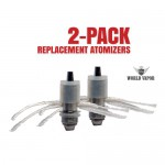 Replacement Atomizers for Clearomizers in Electronic Cigarettes