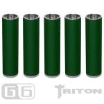 Emerald Green Blanks