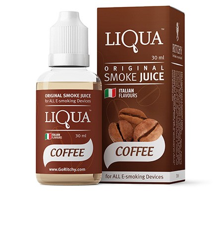 Coffee Flavor - Electronic Cigarette Liquid Smoke Juice eLiquid