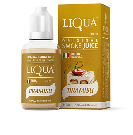 Tiramisu Flavor - Electronic Cigarette Liquid Smoke Juice eLiquid