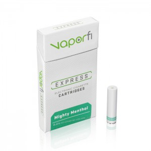 VaporFi Express Mighty Menthol Cartridges (5 Pack)