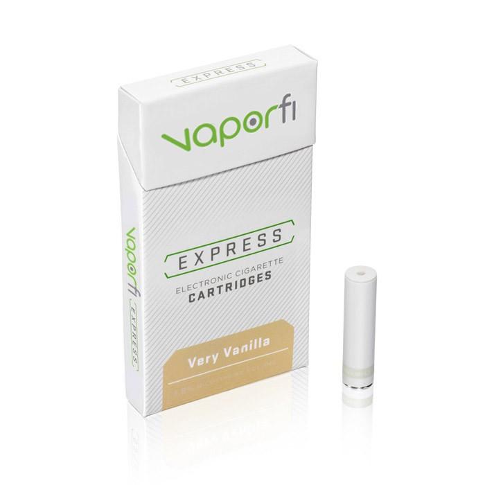 VaporFi Express Very Vanilla Cartridges (5 Pack)