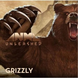 ANML Unleashed E-Liquids - Grizzly