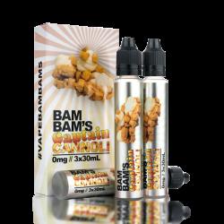 Bam Bam's Cannoli Captain Cannoli E-liquid (90mL)