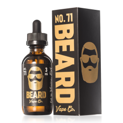 Beard Vape Co. Number #71 E-liquid (60ML)