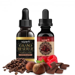 Coffee Lovers Vape Juice Bundle (60ML)