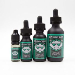 Cosmic Fog E-Liquid - Chill'd Tobacco
