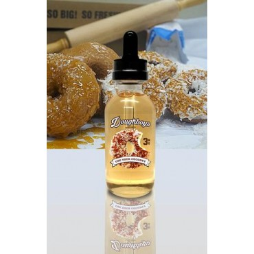 Doughboys Vaped Goods E-Liquid - Use Your Coconut