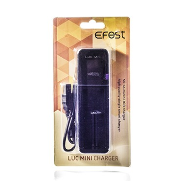 Efest LUC Mini 1 Bay Charger