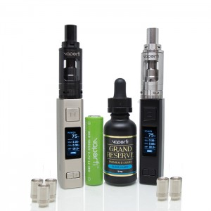 Gift Bundle for the Intermediate Vaper