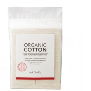 Japanese Organic Cotton Pads 10 Pack
