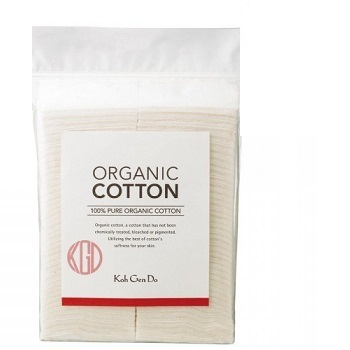 Japanese Organic Cotton Pads 10 Pack