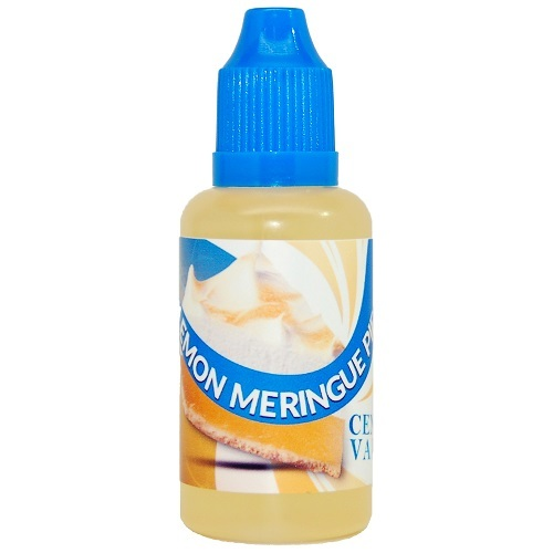 Lemon Meringue Pie E Juice