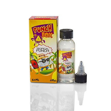 Limitless 60ml E-Liquid - Punch Box