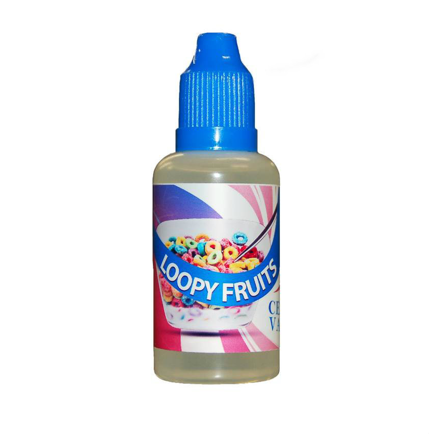 Loopy Fruits Cereal E Juice