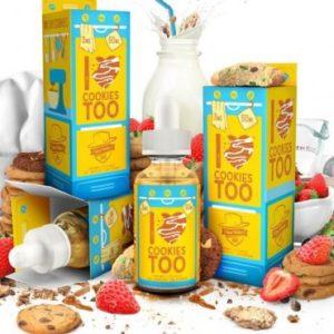 Mad Hatter E-Liquid - I Love Cookies Too