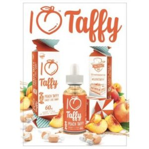 Mad Hatter E-Liquid - I Love Taffy