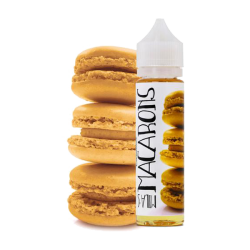 Mila's Macarons Salted Caramel E-liquid