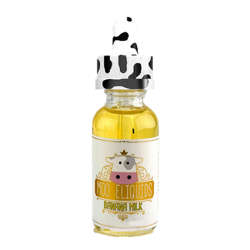 Moo E-Liquids Banana Milk E-Liquid (30ML)