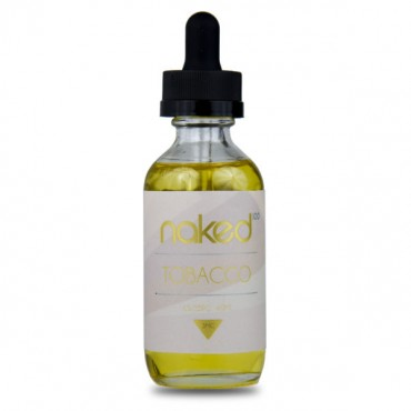 Naked100 E-liquid - Euro Gold - 60ml