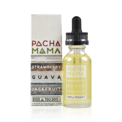 Pachamama Strawberry Guava Jackfruit E-liquid (60ML)