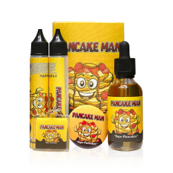 Pancake Man E-liquid by Vape Breakfast Classics (60ML)