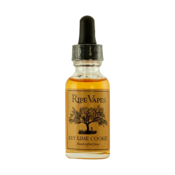 Ripe Vapes Key Lime Cookie E-Liquid (30ML)