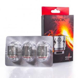 Smok V12-Q4 3 Pack Coils - 0.15 ohms