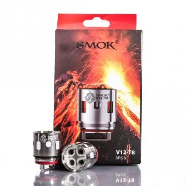 Smok - V12-T8 Coils 5 Pack - 0.16ohm