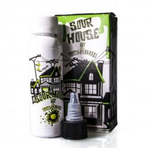 Sour House - Sour Apple 60ml