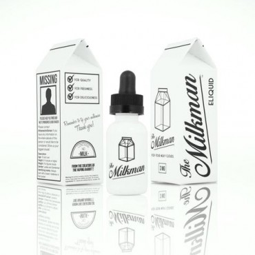 The Milkman E-Liquid - The Milkman