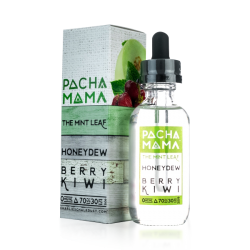 The Mint Leaf E-liquid by Pachamama (60mL)