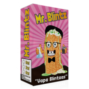 Vape Breakfast Classics E-Liquid - Mr. Blintz