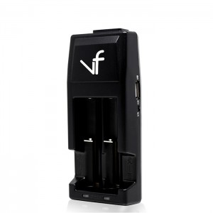 VaporFi 2-Bay Battery Charger