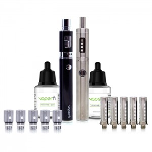 VaporFi Couples Vape Starter Kit Bundle
