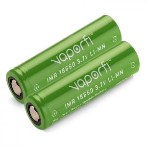 VaporFi High-Capacity 18650 35A 2500mah Battery (2-pack)