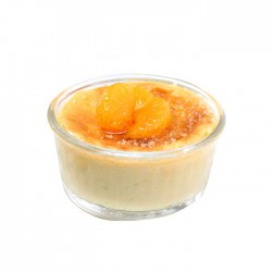 VaporFi Orange Custard E-Liquid (30ML)