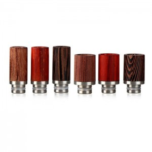 VaporFi Wood Drip Tips
