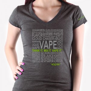 VaporFi Word Cloud Tee (Women's)
