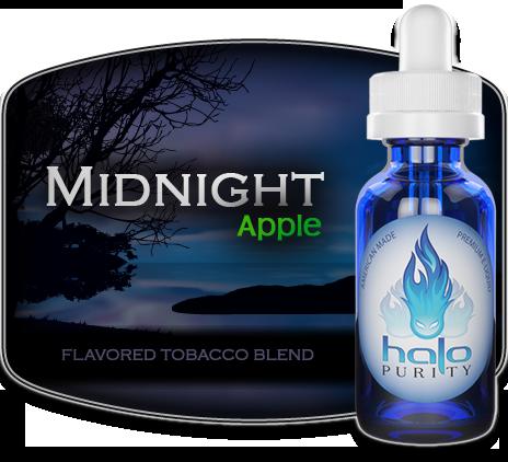 Midnight Apple E-liquid