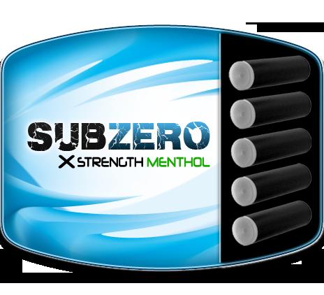 SubZero Cartomizers