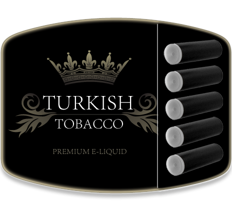 Turkish Tobacco Cartomizers