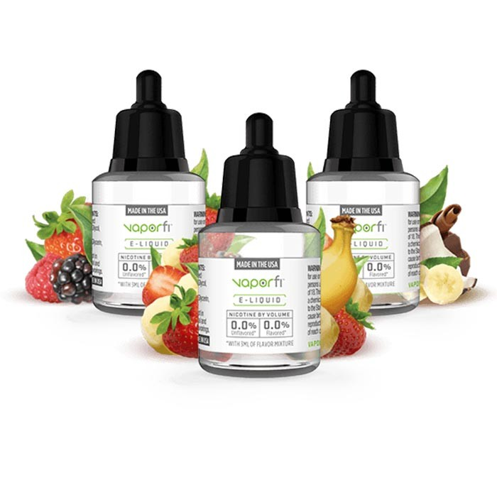 VaporFi 10ML E-Liquid Sampler 3-Pack