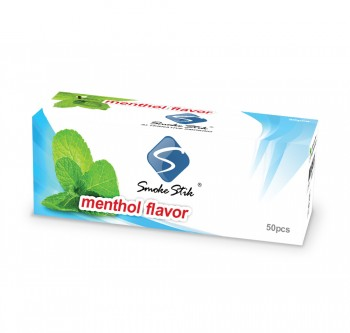 Menthol Flavored Cartomizer Non Nicotine (50 Pack)