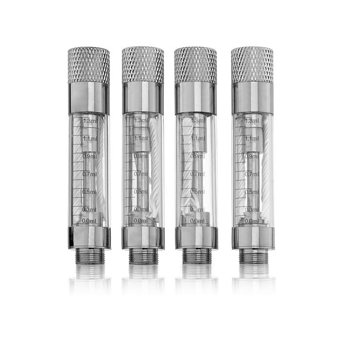 VaporFi Boom Refillable Tanks (4 pack)