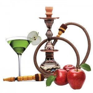 Double Apple Hookah (30ML)