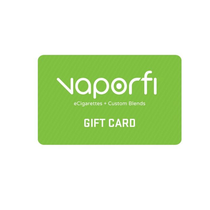 VaporFi Gift Card